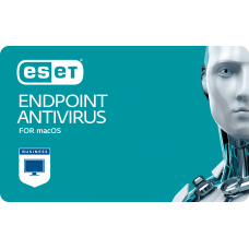 ESET Endpoint Antivirus for Mac OS X (5 Pack)